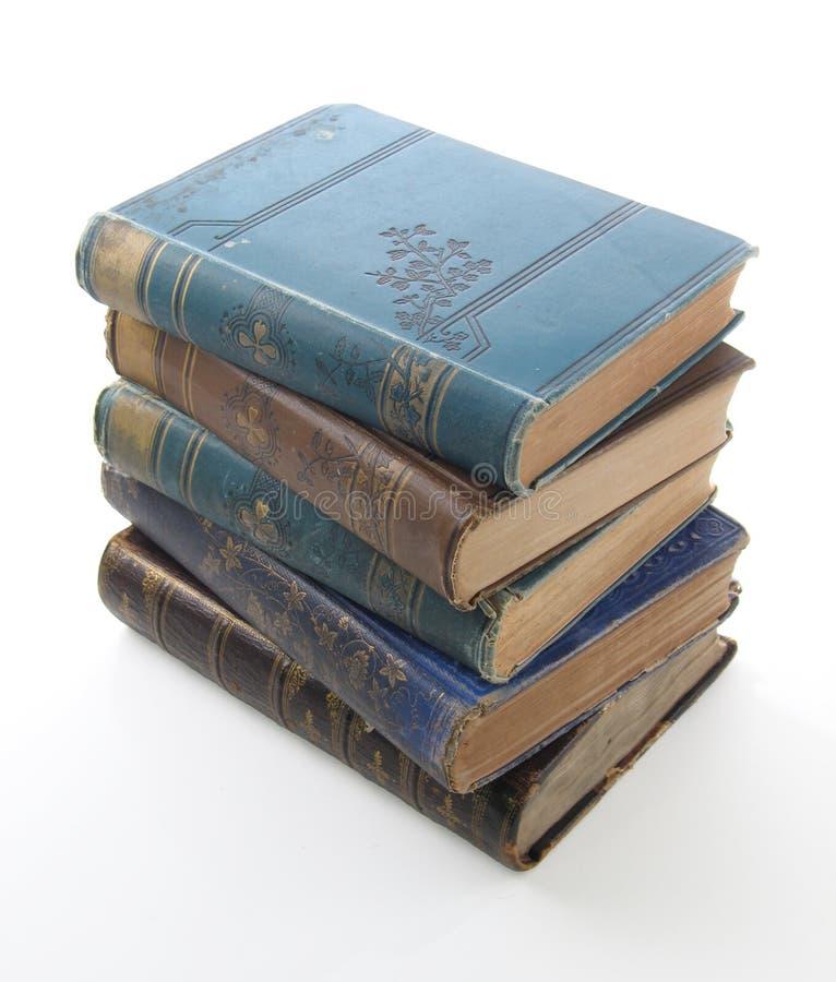 Livros da história fotografia de stock royalty free