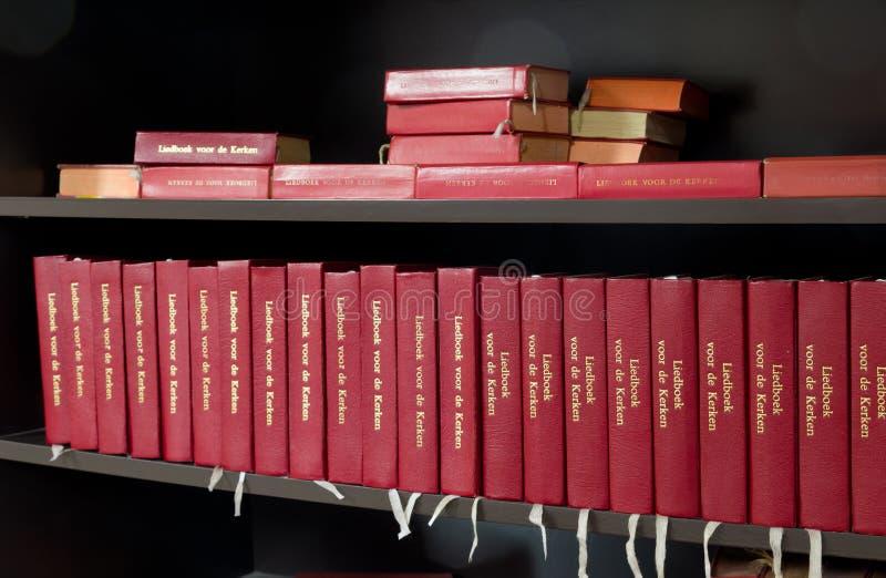 Livros Da Música Foto de Stock Royalty Free