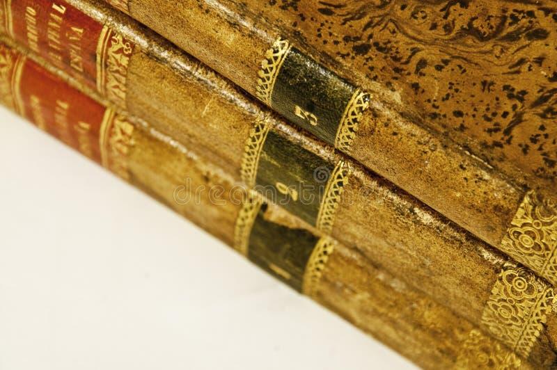 Livros de lei foto de stock royalty free