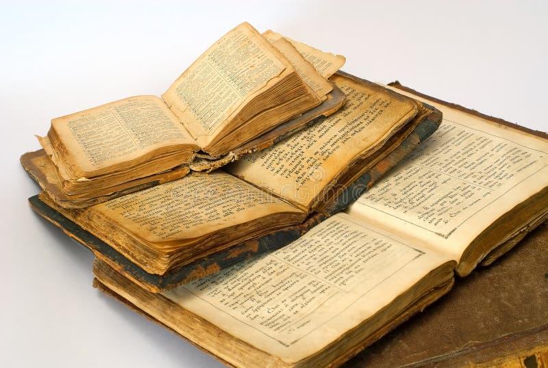 Livros do Antiquarian imagem de stock royalty free