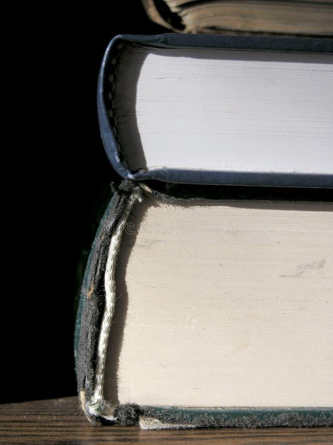 Livros na luz solar imagem de stock royalty free