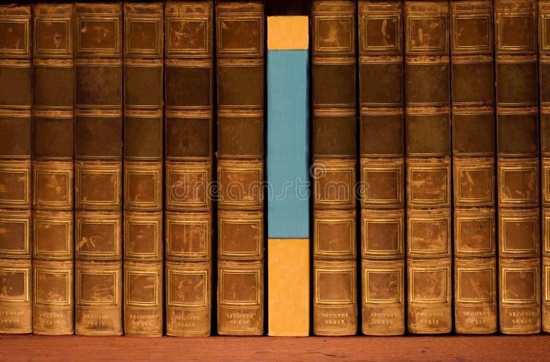 Livros retros foto de stock royalty free