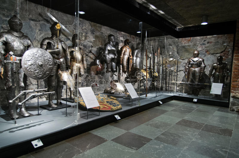 Download Livrustkammaren Museum- The Armory Editorial Stock Image - Image: 25982364