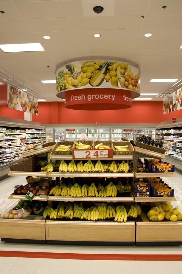 Livsmedelsbutik arkivfoto
