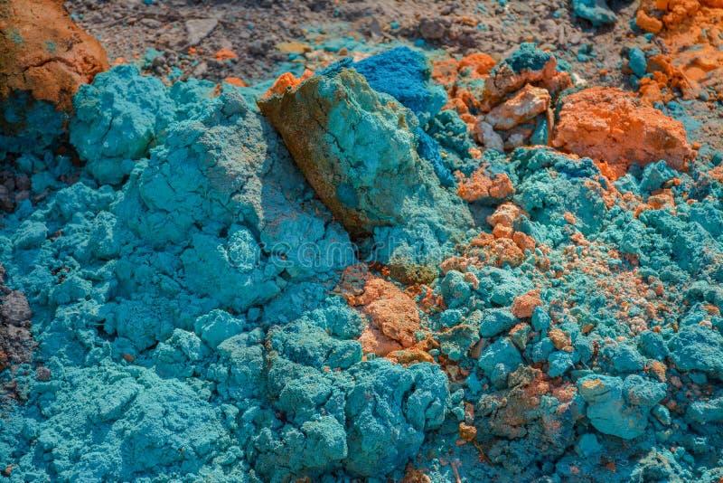 lixo Multi-colorido imagem de stock royalty free