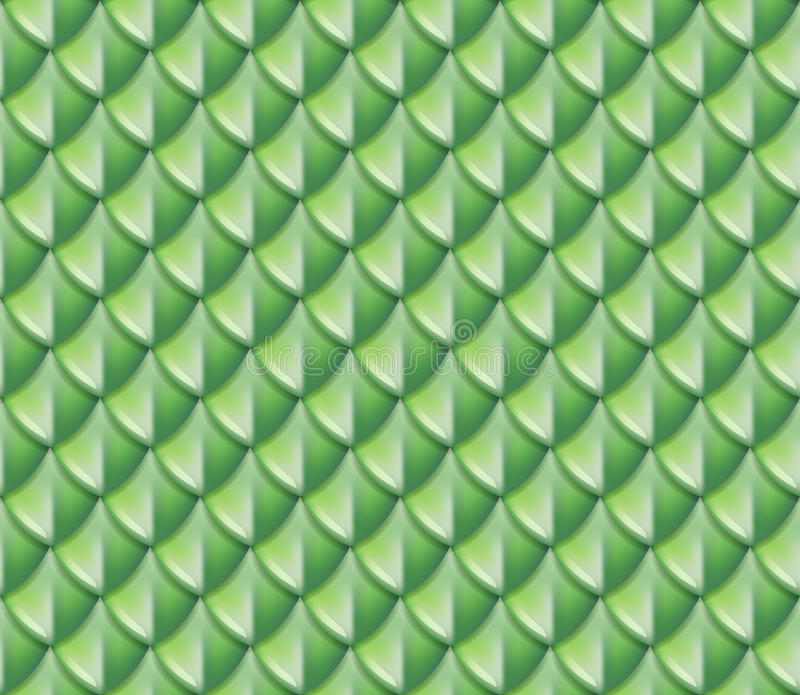 Lizard print seamless pattern royalty free illustration
