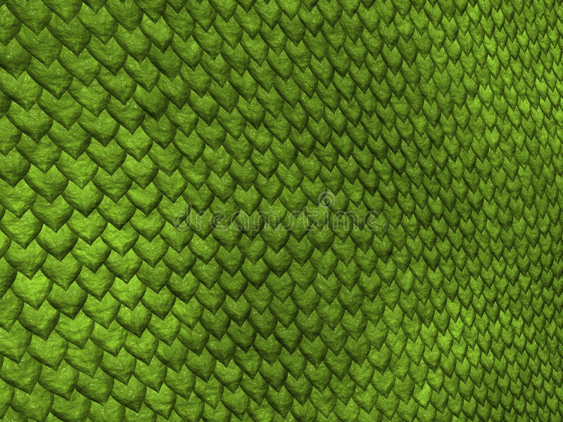 Lizard Scales Stock Illustration Illustration Of