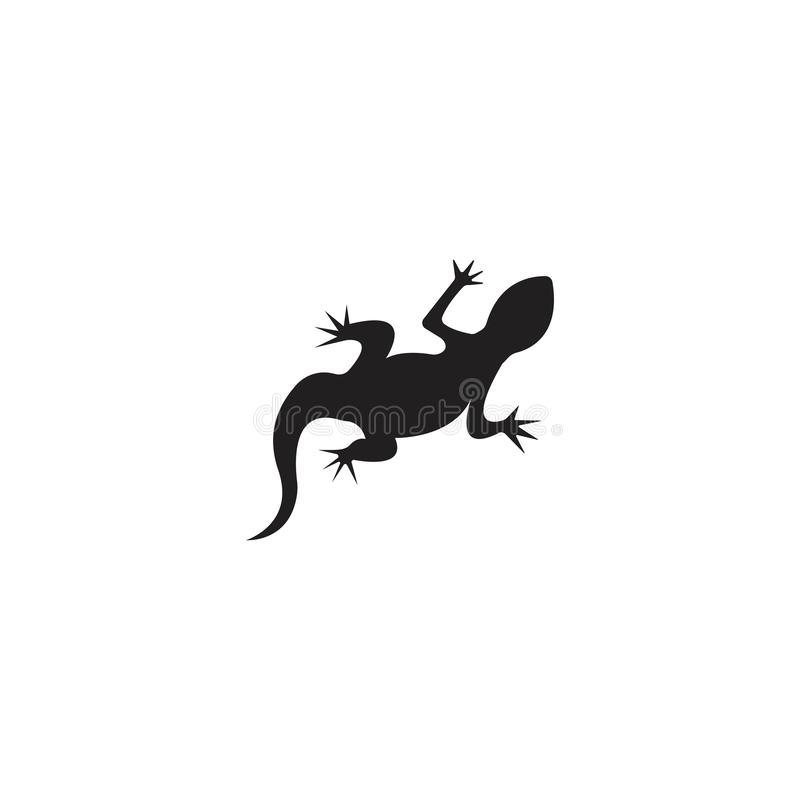 Lizard vector icon logo and symbols template - Vector vector illustration