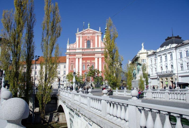 Download Ljubljana editorial stock image. Image of medieval, color - 29279689
