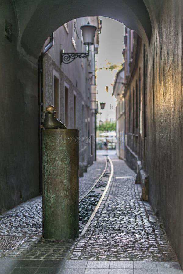 ljubljana photographie stock