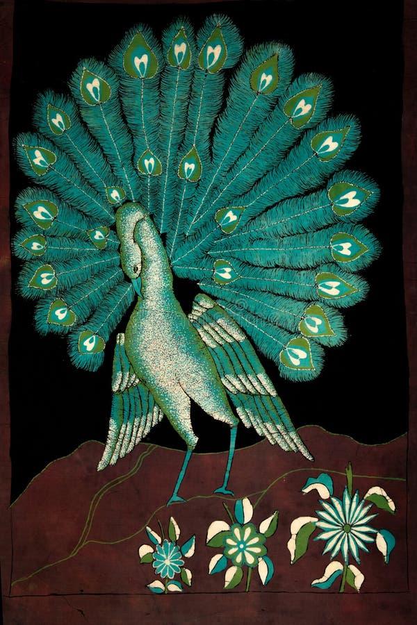 ljus avfärdad male påfågelsvan för fåglar arkivbilder