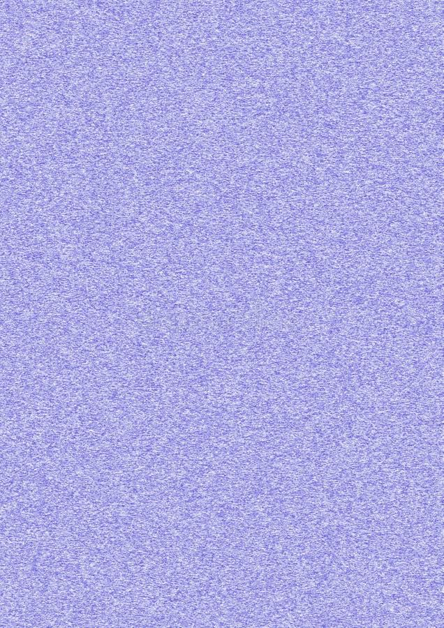 Ljus blå Grained textur som ska används som bakgrund stock illustrationer