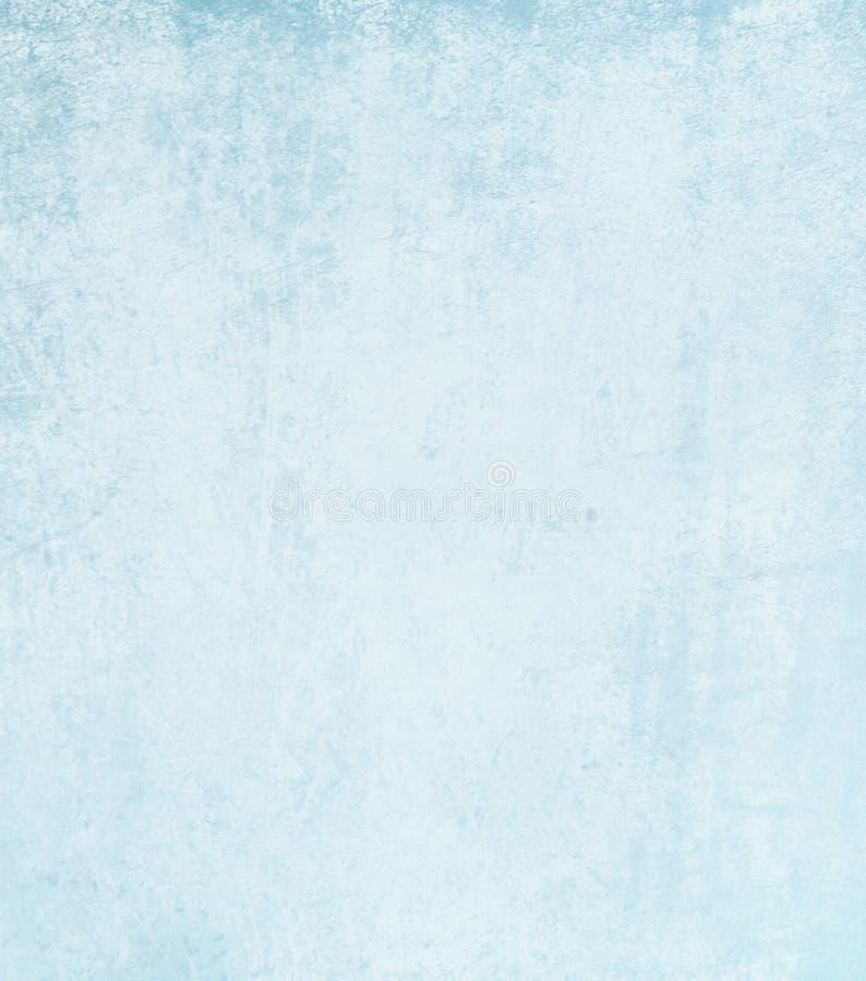 Ljus - blå urtvättad bakgrund royaltyfri foto