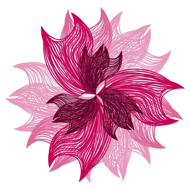 ljus blommapink royaltyfria foton