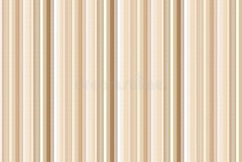 Ljus - brun abstrakt textur royaltyfri illustrationer