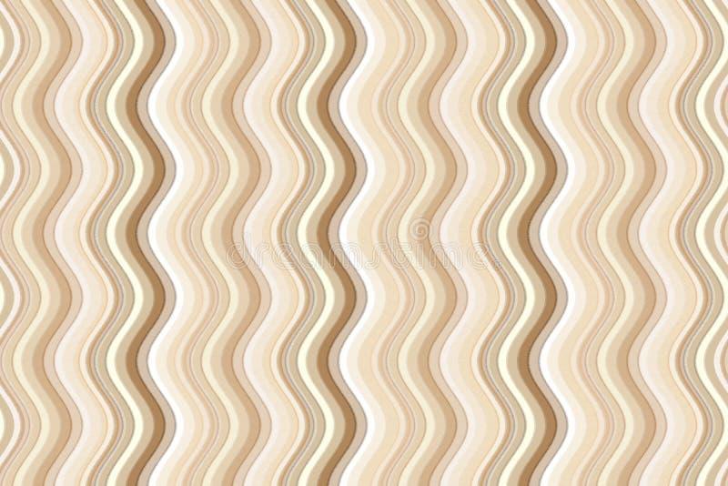 Ljus - brun abstrakt textur vektor illustrationer