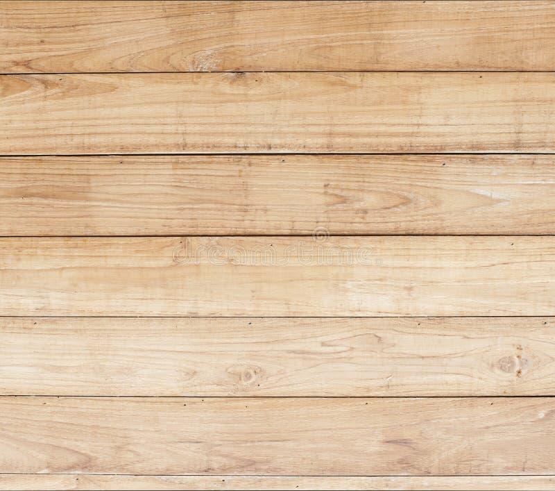 Ljus - brun wood bakgrund arkivbilder