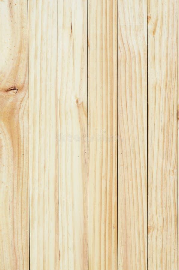 Ljus - brun wood bakgrund royaltyfri fotografi
