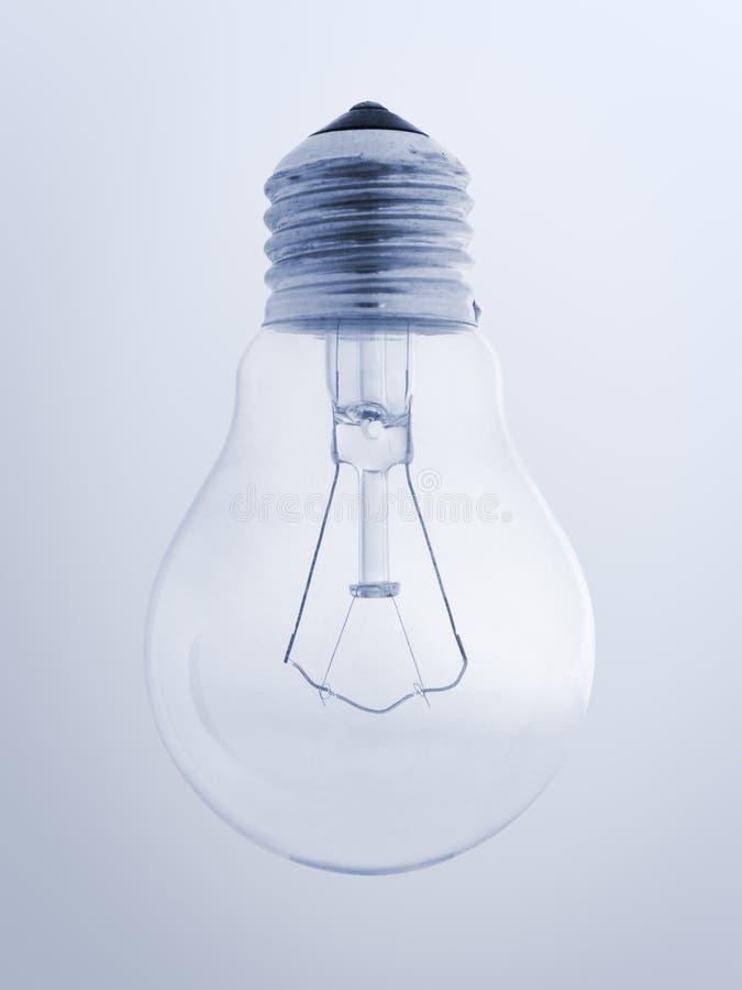 Ljus bulp fotografering för bildbyråer