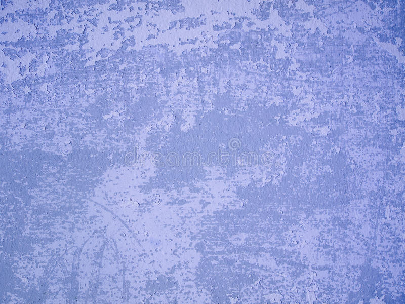 ljus gammal purpur vägg fotografering för bildbyråer