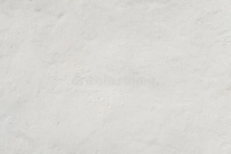 Ljus - grå betongväggtexturbakgrund skapar från stuckaturcementmaterial i den retro modellen för arkitektonisk garnering Retr royaltyfri fotografi