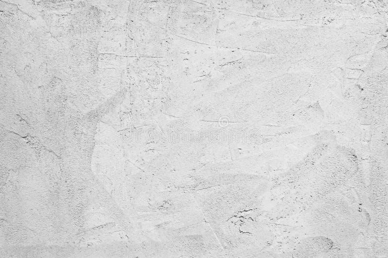 Ljus-grå färger yttersida av grovt cement eller betongväggen royaltyfri bild
