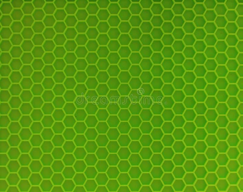 Ljus - grön ställning för varmt arkivfoton