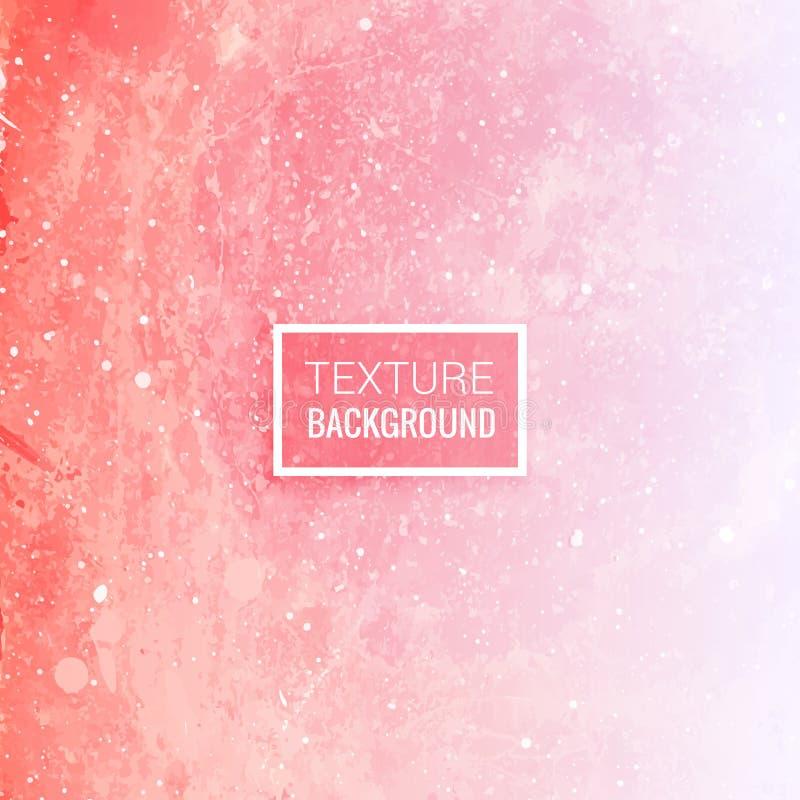 Ljus - illustration för design för vektor för rosa färgtexturbakgrund stock illustrationer