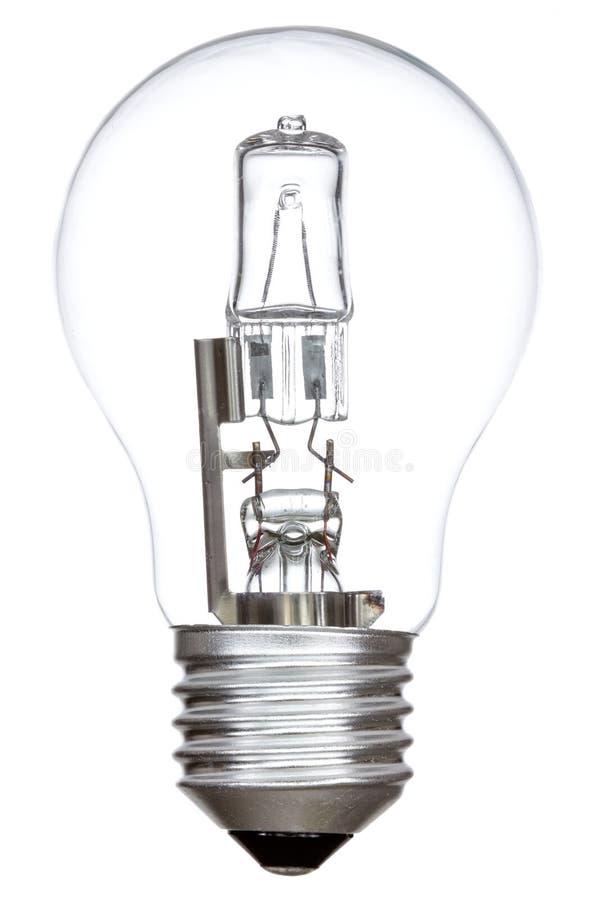 Ljus kula för Halogen royaltyfria foton