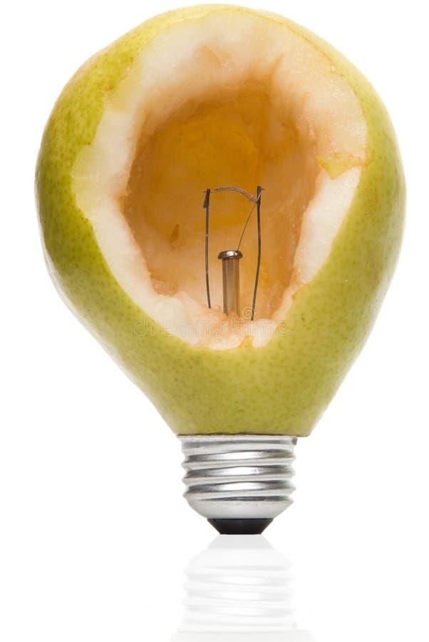 ljus pear arkivfoton