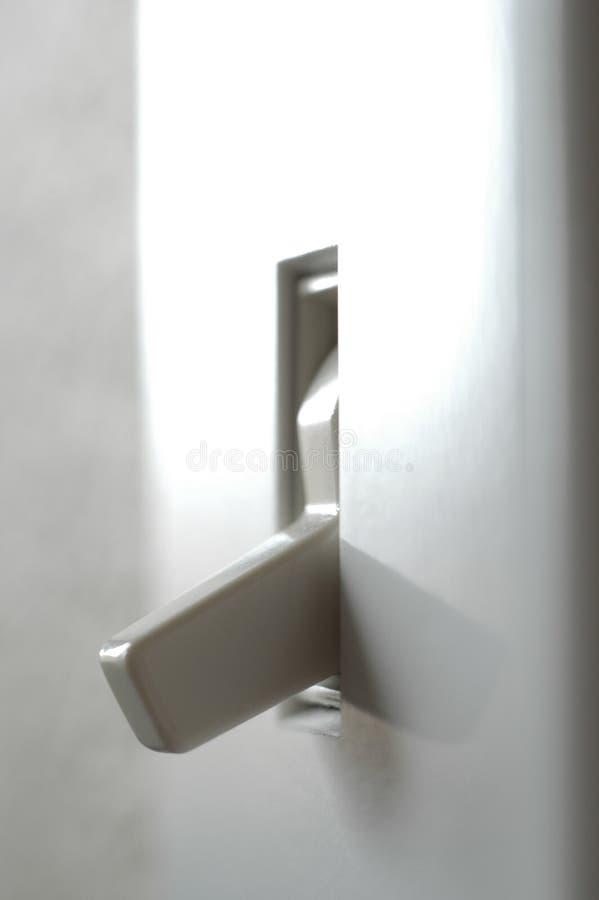 ljus strömbrytare arkivfoto