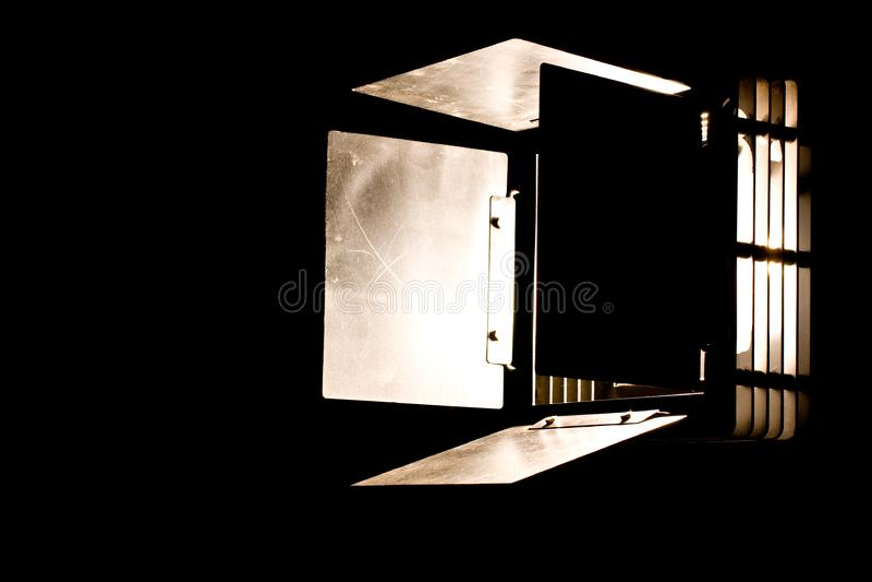 ljus studio arkivbilder