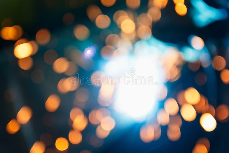 Ljus suddig bakgrund royaltyfri fotografi