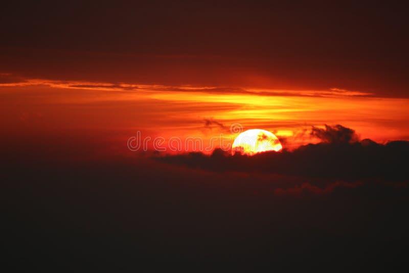 ljus sun royaltyfri bild