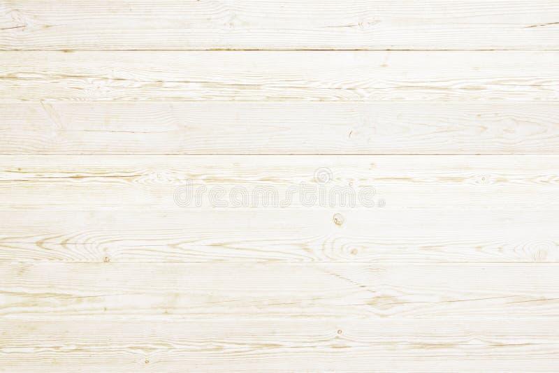 Ljus textur för Wood tappning arkivfoto