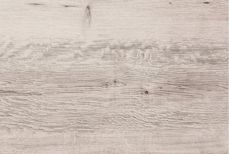 Ljus wood texturbakgrund, vita wood plankor Gammal grunge tvättade trä, målad bästa sikt för trätabellmodell royaltyfri foto