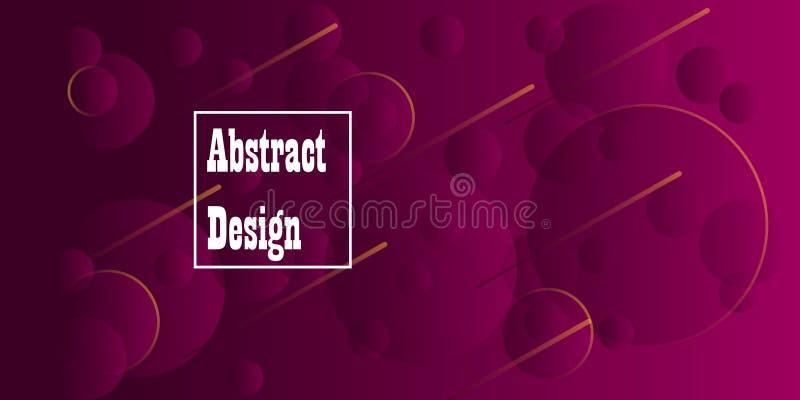 Ljusa färger för geometrisk bakgrund och dynamiska formsammansättningar klar vektor för nedladdningillustrationbild royaltyfri illustrationer