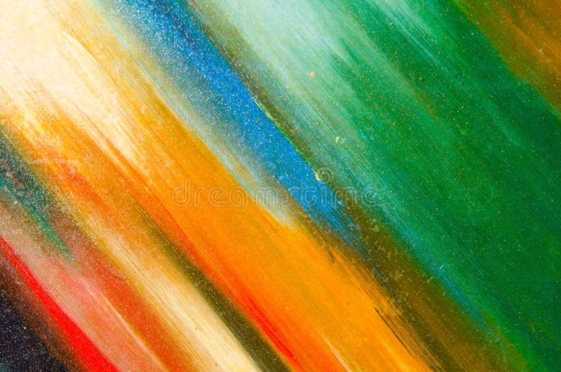 Ljusa färger på papper arkivbilder