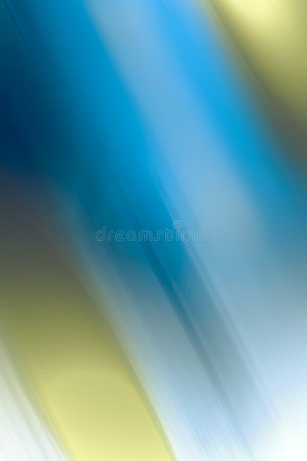 Ljusa kul?ra blured penseldrag som m?ngf?rgade exponeringar f?r en abstrakt bakgrund tonat royaltyfri bild