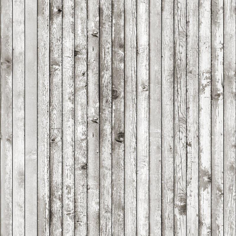 Ljusa sömlösa wood plankor royaltyfri bild