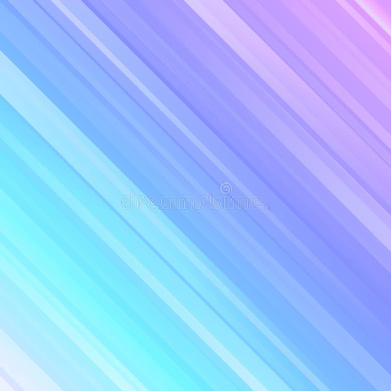 Ljusa strålar, abstrakt geometrisk färgrik bakgrund stock illustrationer