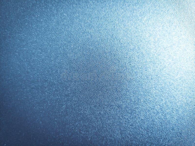 Ljusblå, blankt bakgrund med ljusa och mörka ljudeffekter arkivbilder