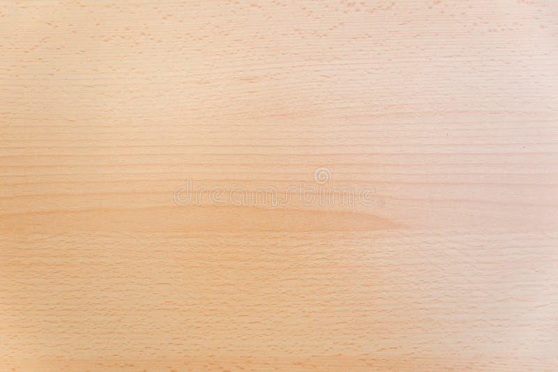 Ljusbrun bakgrund med mjuk träkornig dekal horisontellt royaltyfria bilder