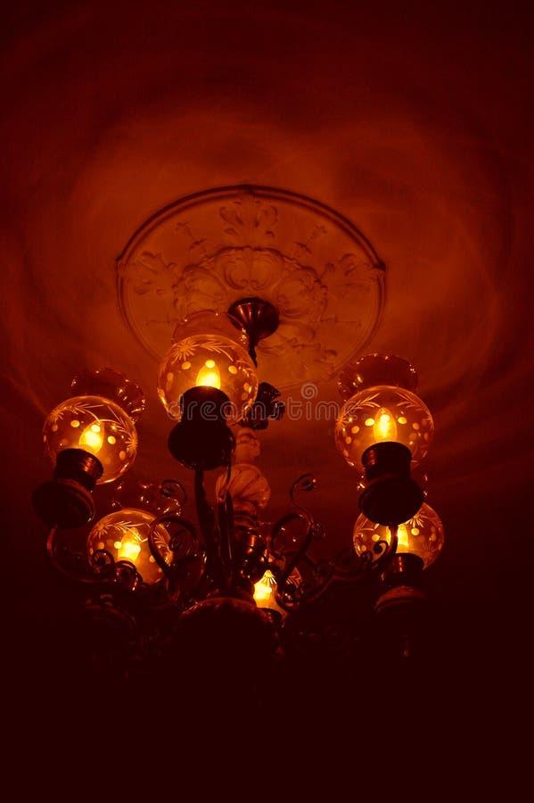 ljuskrona royaltyfri foto