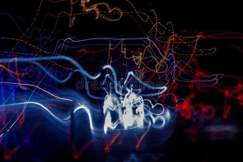 Ljust abstrakt begrepp 13 fotografering för bildbyråer