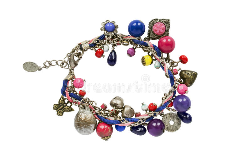 Ljust armband royaltyfria foton