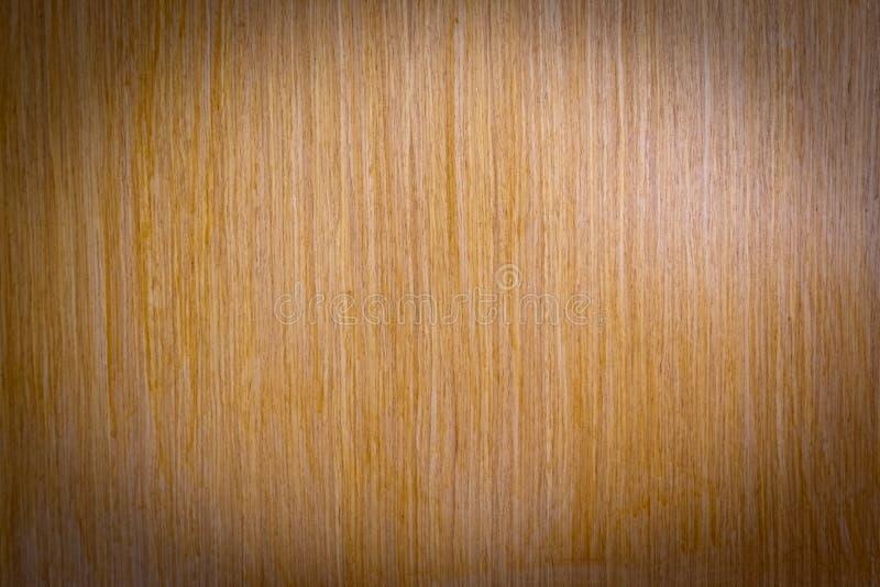 Ljust - brun trätextur för abstrakt bakgrund royaltyfri bild
