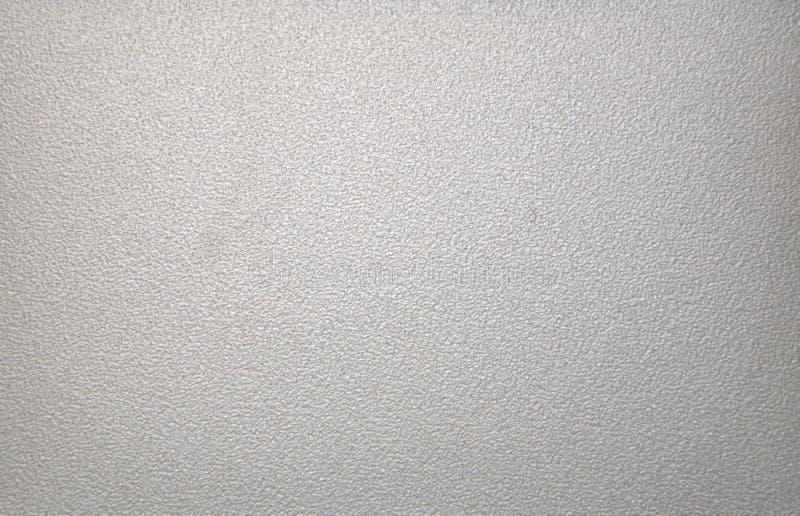 Ljust - grå grov metallisk yttersida Bakgrund textur Närbild royaltyfri foto