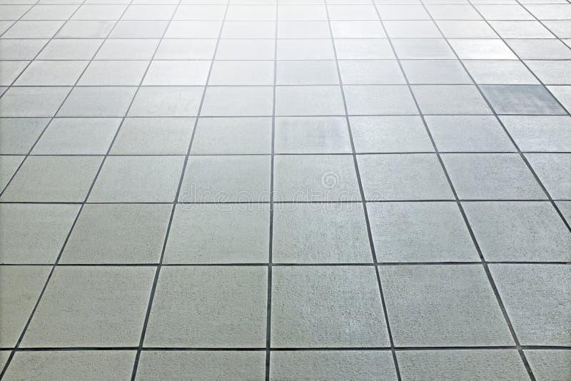 Ljust kritisera golvet med främre ljus arkivbild