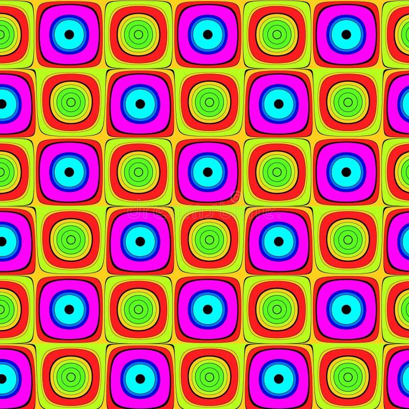 ljust multicolor för abstrakt bakgrund royaltyfri illustrationer